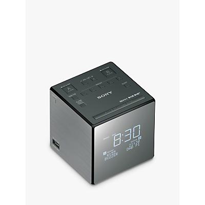 Image of Sony XDR-C1DBP Portable DAB/DAB+/FM Mirrored Digital Radio