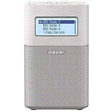 Buy Sony XDR-V1BTD Portable Bluetooth NFC DAB/DAB+/FM Digital Radio Online at johnlewis.com