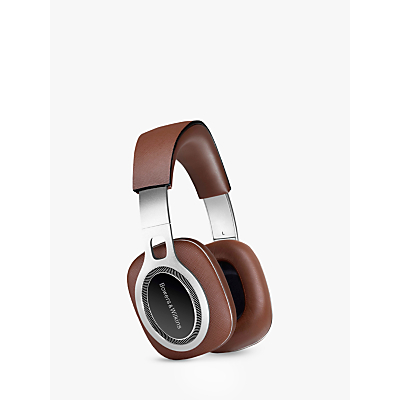 Image of Bowers & Wilkins P9 Signature Over-Ear Headphones, Brown