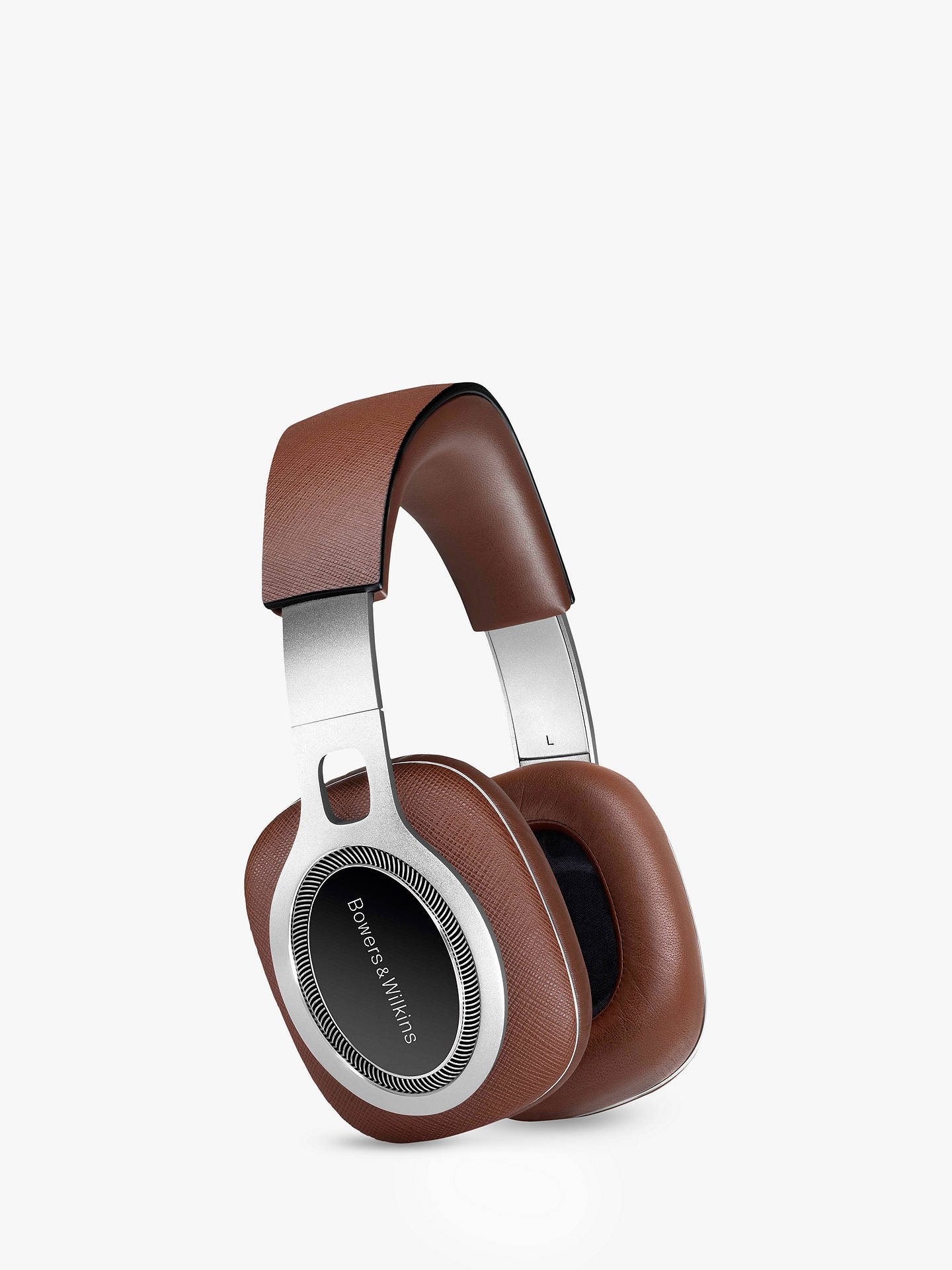 BuyBowers & Wilkins P9 Signature Over-Ear Headphones, Brown Online at johnlewis.com