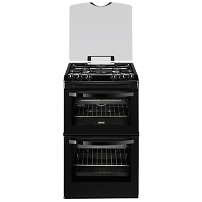 zanussi zcg43000ba cookers ovens compare prices view. Black Bedroom Furniture Sets. Home Design Ideas