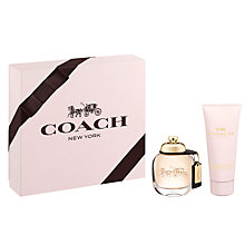 Buy Coach The Fragrance 50ml Eau de Parfum Fragrance Gift Set Online at johnlewis.com
