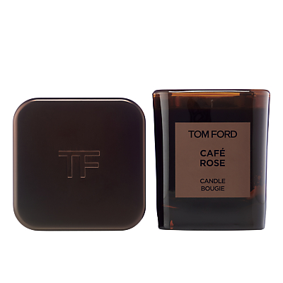 TOM FORD Private Blend Café Rose Candle