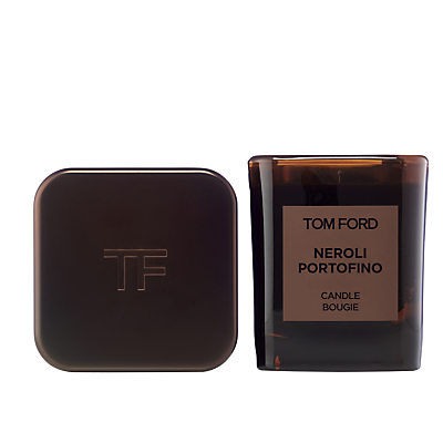 TOM FORD Private Blend Neroli Portofino Candle & Holder Set