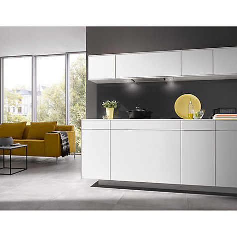 Buy Miele DA2660 Integrated Cooker Hood, Stainless Steel Online at johnlewis.com