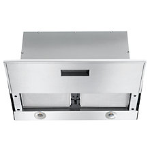 Buy Miele DA3566 Integrated Cooker Hood, Stainless Steel Online at johnlewis.com
