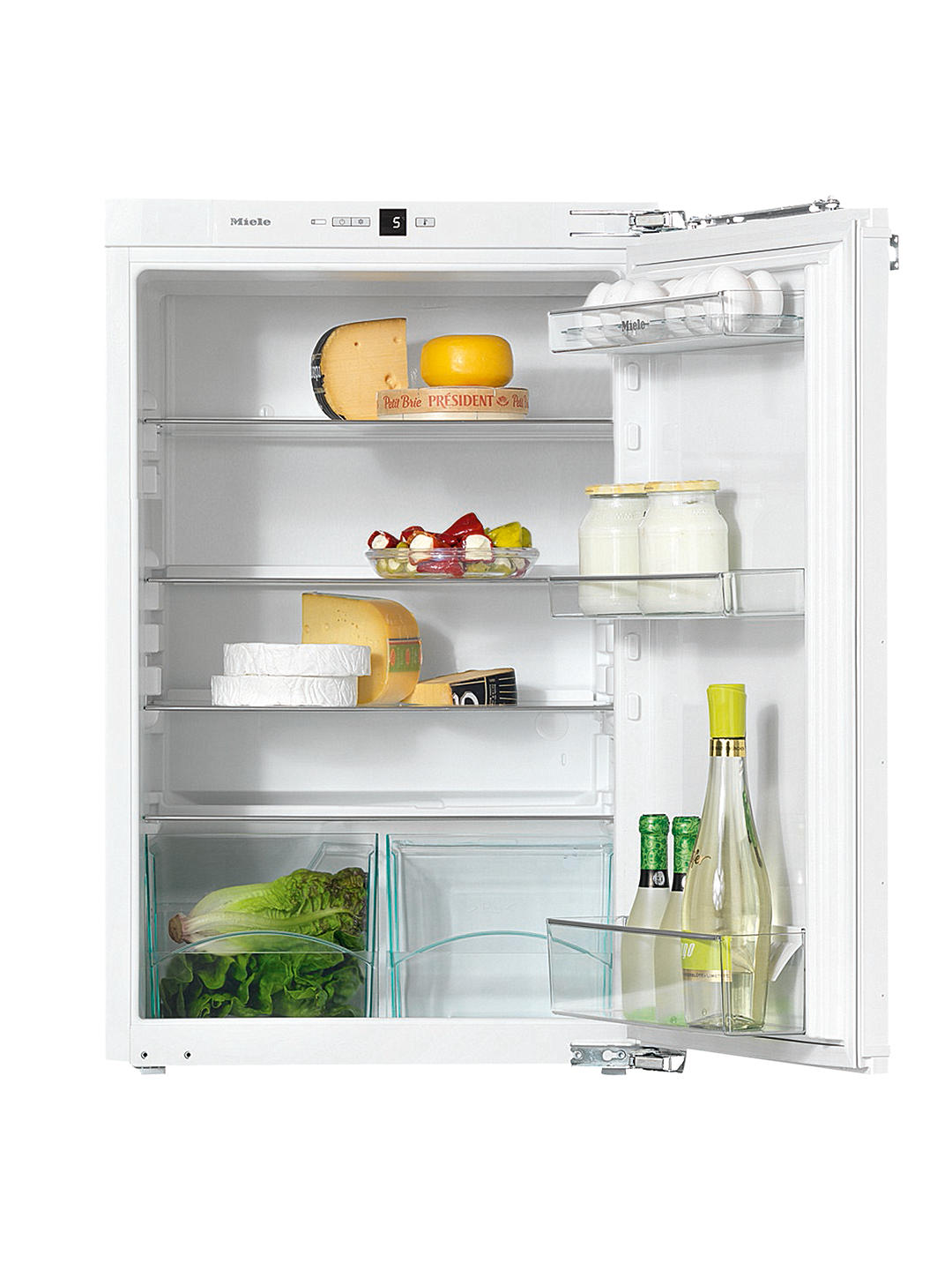 Buy Miele K32222I Integrated Fridge, A++ Energy Rating, 56cm Wide Online at johnlewis.com