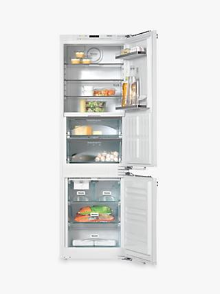 Miele KFN37692IDE Integrated Fridge Freezer, A++ Energy Rating, 56cm Wide
