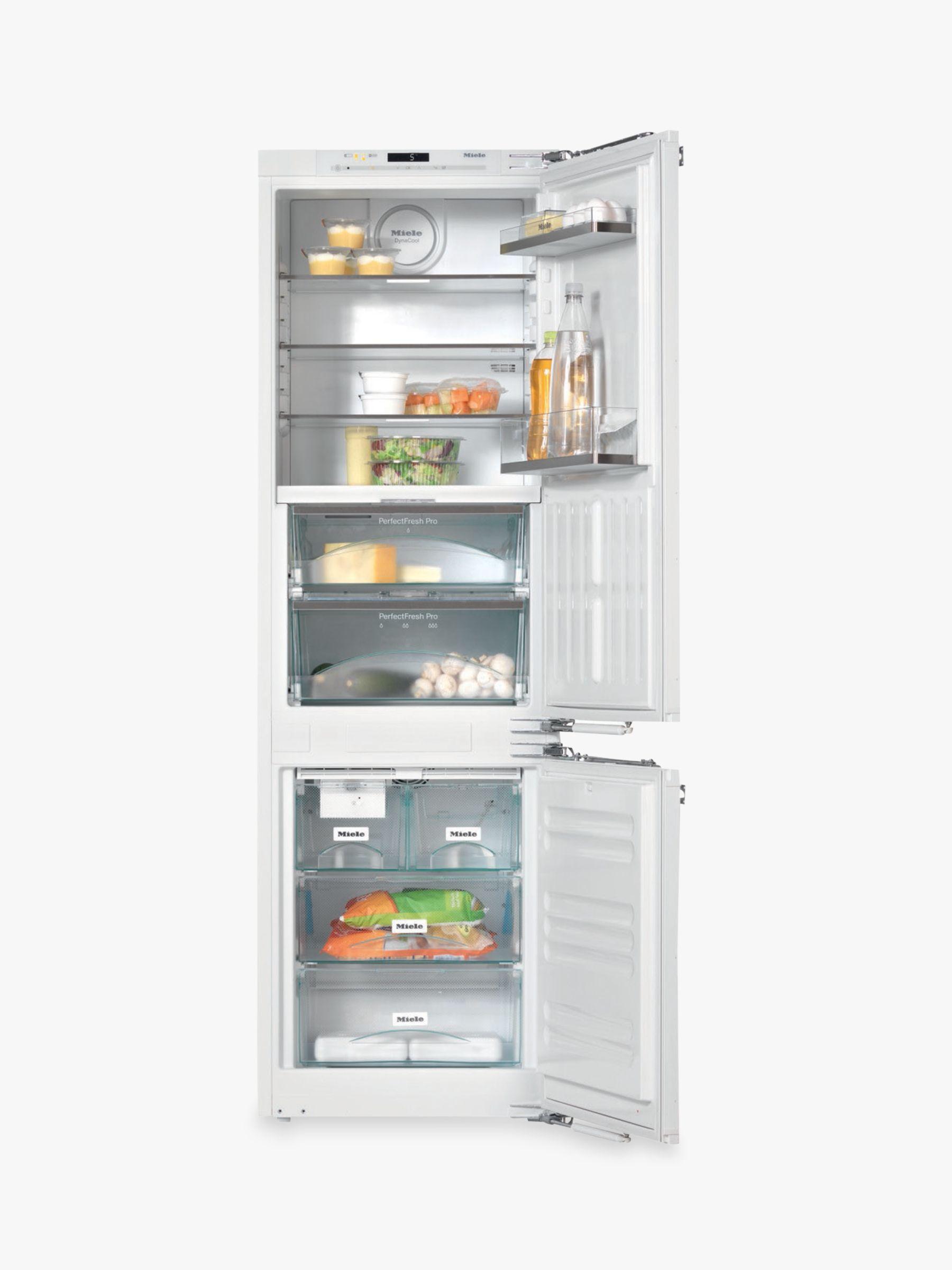 Miele Miele KFN37692IDE Integrated Fridge Freezer, A++ Energy Rating, 56cm Wide