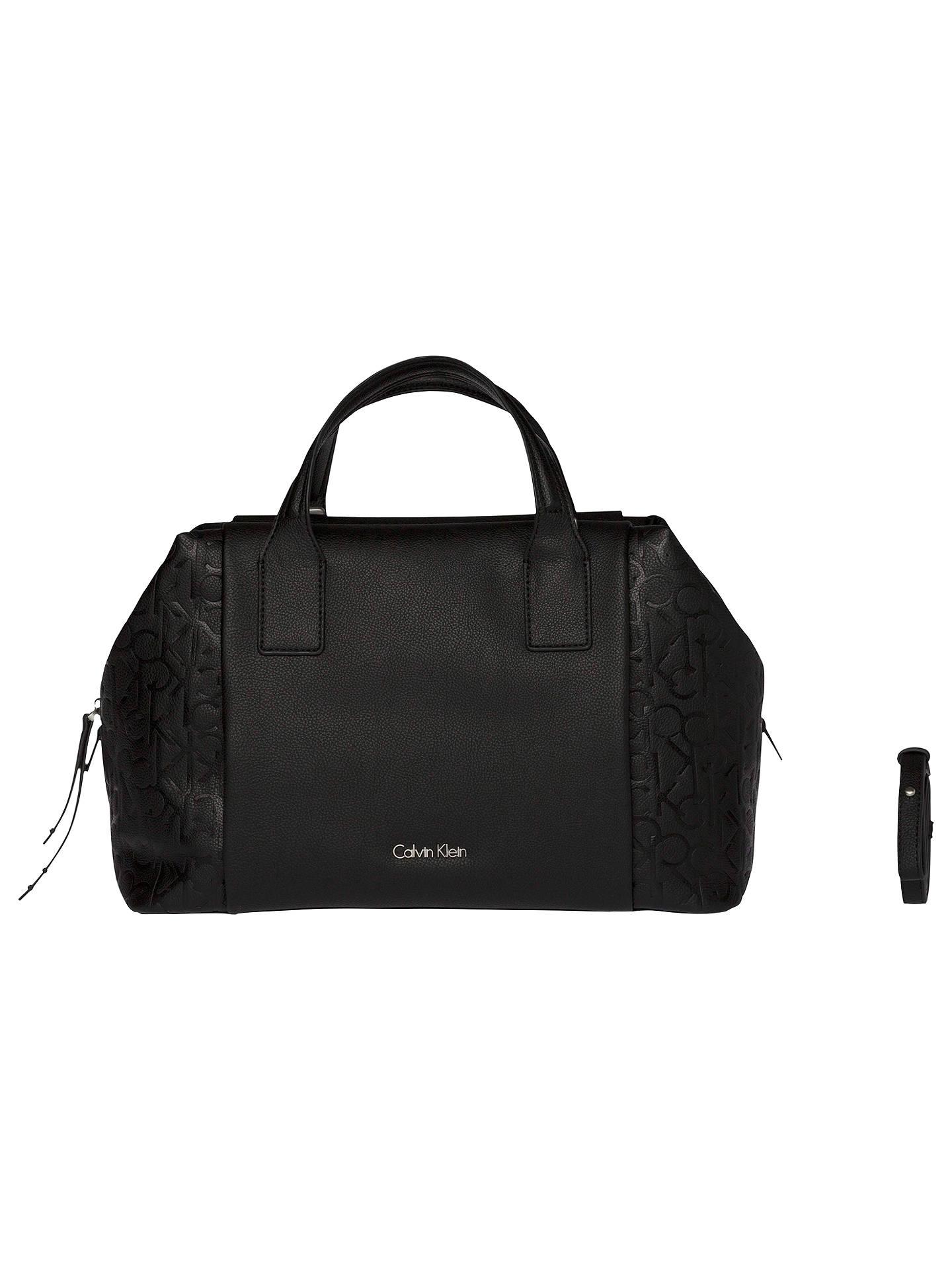 8b3bb118cc5 Buy Calvin Klein Misha Duffle Bag