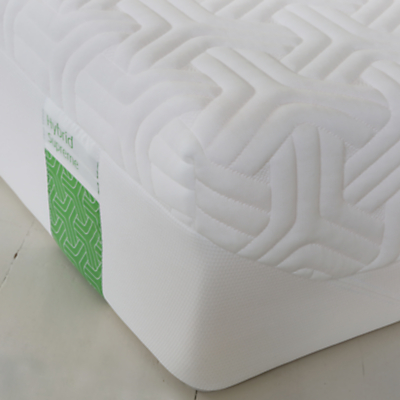 Tempur Hybrid Supreme 21 Pocket Spring Memory Foam Mattress, Medium, Double