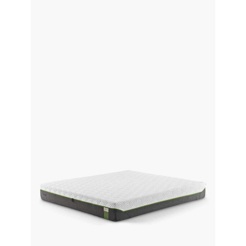 memory foam mattress king size. BuyTempur Hybrid Elite 25 Pocket Spring Memory Foam Mattress, Medium, Super King Size Online Mattress S