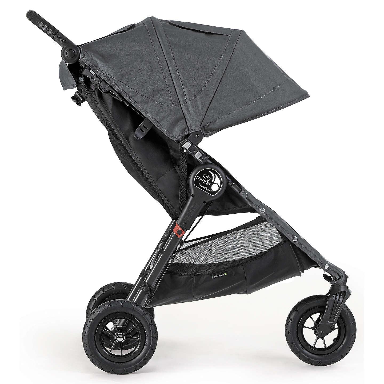 Baby Jogger City Mini Gt Pushchair Charcoal Denim At John