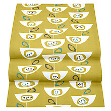 Buy John Lewis Scandi Print Table Runner Online at johnlewis.com
