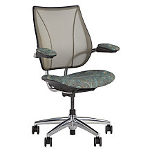 Buy Humanscale X Liberty Hera Print Liberty Office Chair Online at johnlewis.com