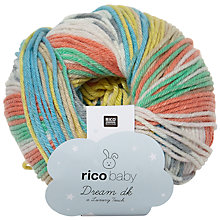 Buy Rico Baby Dream DK yarn, 50g Online at johnlewis.com