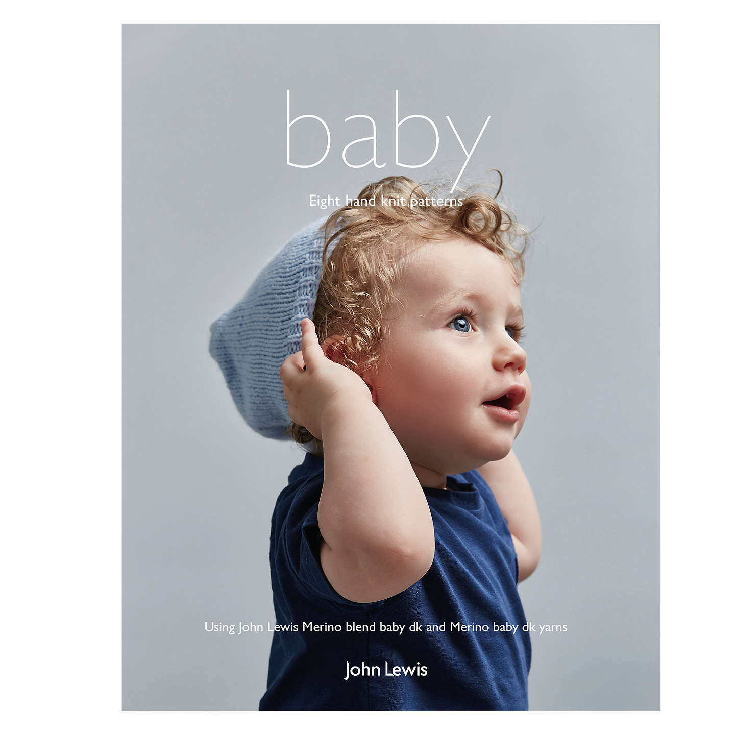 John Lewis Baby Knitting Pattern Book at John Lewis