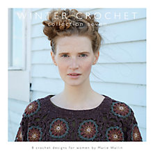 Buy Rowan Winter Crochet Collection 7 Pattern Book by Marie Wallin Online at johnlewis.com