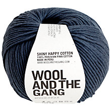 Buy Wool and the Gang Shiny Happy Aran Yarn, 100g Online at johnlewis.com
