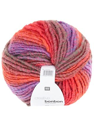 Rico Design Creative Bonbon Super Chunky Yarn, 100g