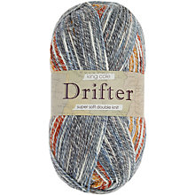 Buy King Cole Drifter DK Yarn, 100g Online at johnlewis.com