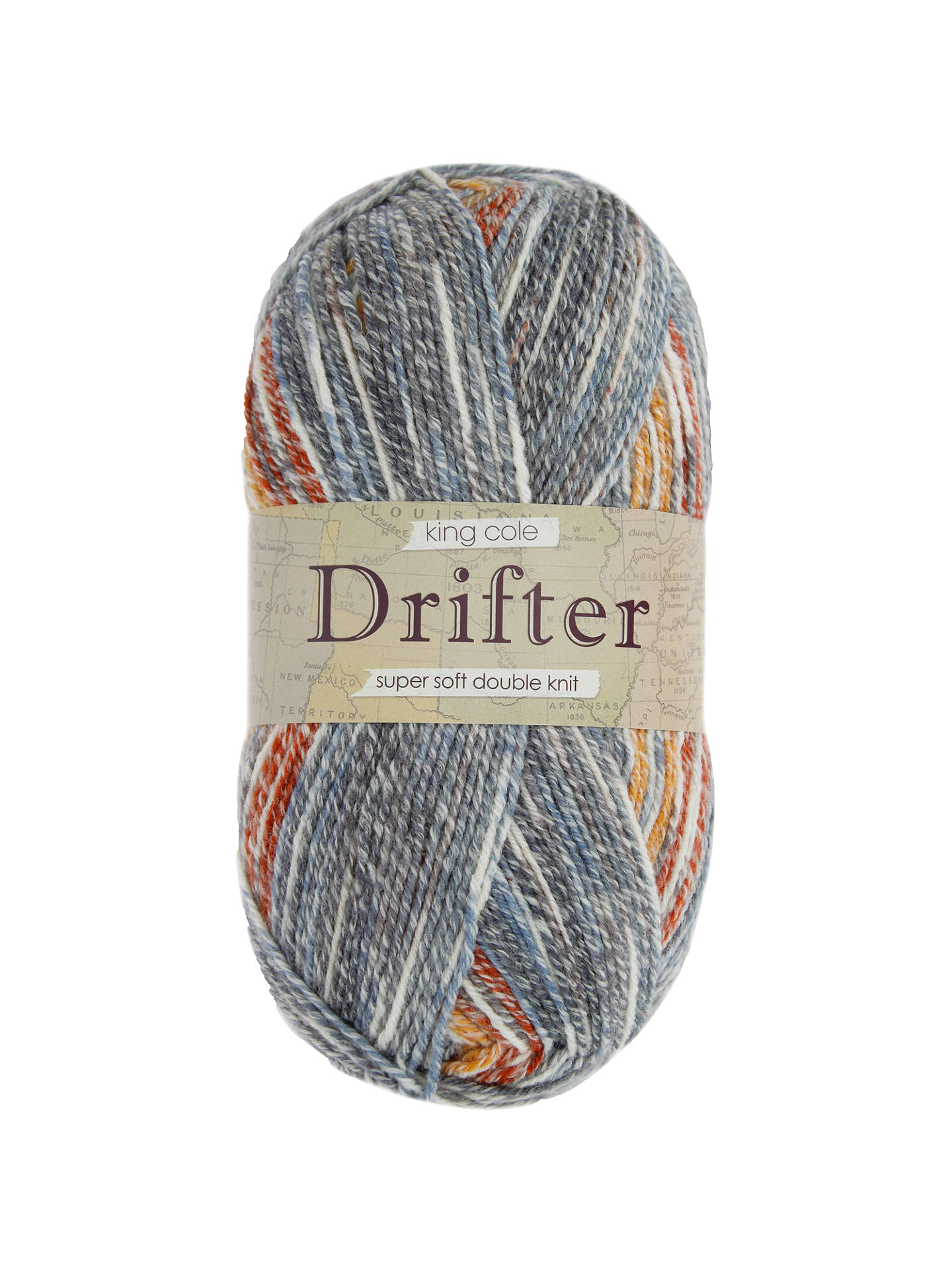 BuyKing Cole Drifter DK Yarn, 100g, Boston Online at johnlewis.com
