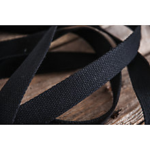 Buy La Stephanoise Cotton Webbing Trimming, 25mm Online at johnlewis.com