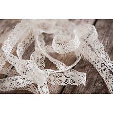 Buy La Stephanoise Cotton Lace Trim Online at johnlewis.com