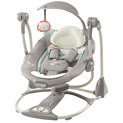 Image of Ingenuity Candler ConvertMe Swing-2-Seat