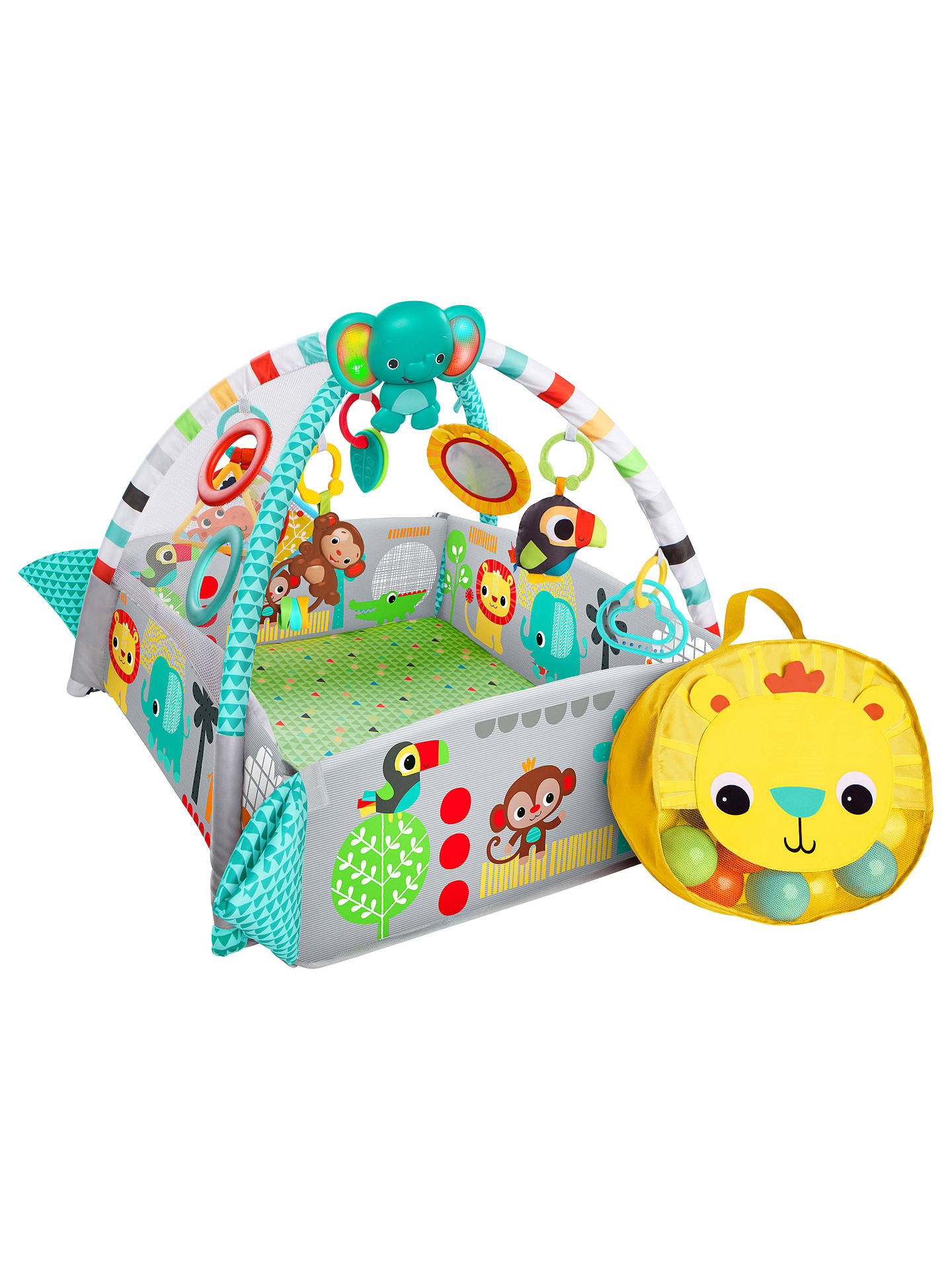 BuyBright Starts 5 in 1 Ball Activity Play Gym Online at johnlewis.com