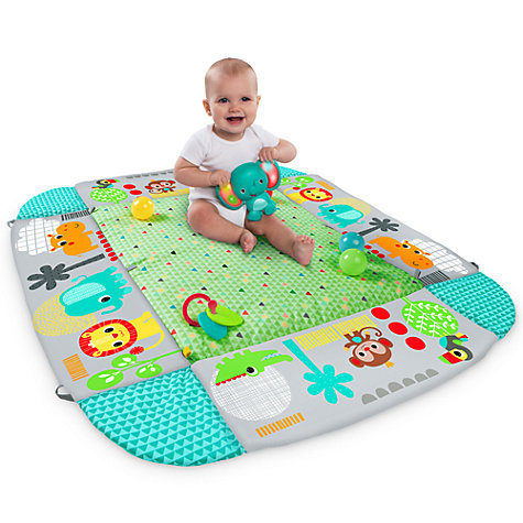 bright starts play mat instructions