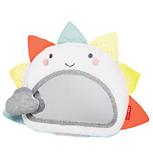 Buy Skip Hop Silver Lining Cloud Mirror Online at johnlewis.com