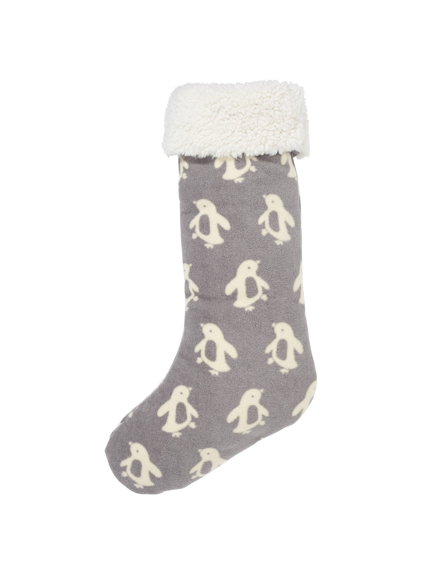 Buy John Lewis Penguin Stocking Online at johnlewis.com