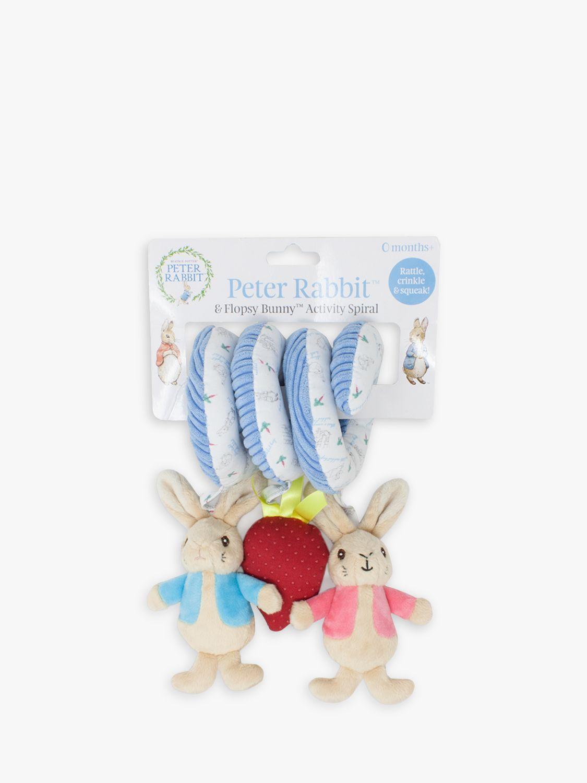 Rainbow Designs Peter Rabbit Activity Spiral Toy