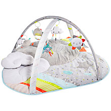 Buy Skip Hop Silver Lining Cloud Gym Activity Mat Online at johnlewis.com