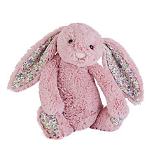 Buy Jellycat Blossom Bunny Soft Toy, Medium Online at johnlewis.com