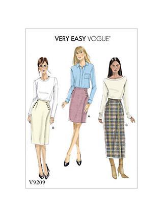 Skirts | Sewing Patterns | John Lewis