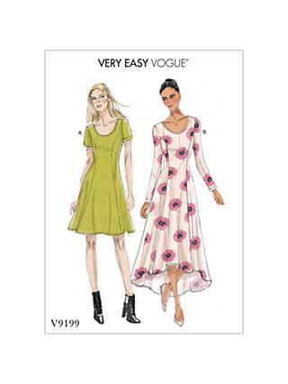 Vogue | Sewing Patterns | John Lewis