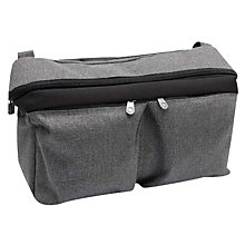 Buy Bugaboo Changing Bag Organiser, Grey Online at johnlewis.com
