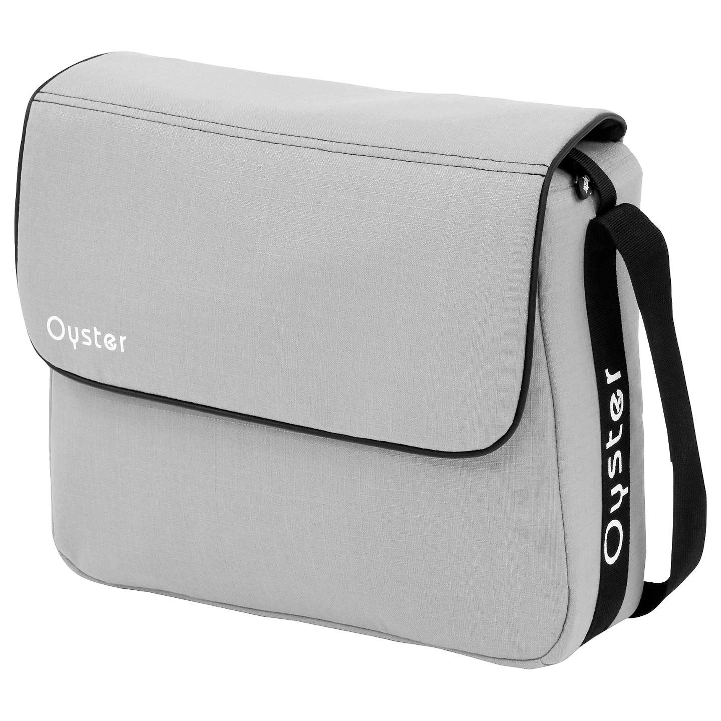 Baby Style Oyster Changing Bag, Pure Silver by Oyster