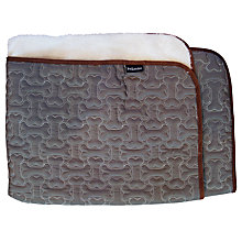 Buy Pet London Dog Blanket Online at johnlewis.com