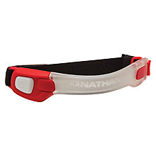 Buy Nathan LED LightBender, Red Online at johnlewis.com