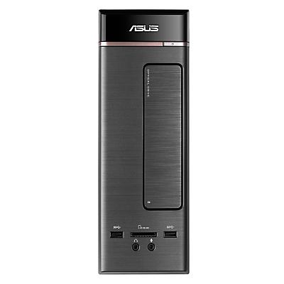 ASUS VivoPC K20CD Desktop PC, Intel Core i3, 8GB RAM, 2TB