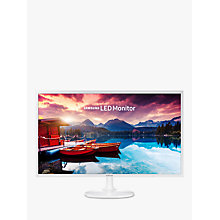 "Buy Samsung S32F351FUU LED Full HD Monitor, 32"" Online at johnlewis.com"