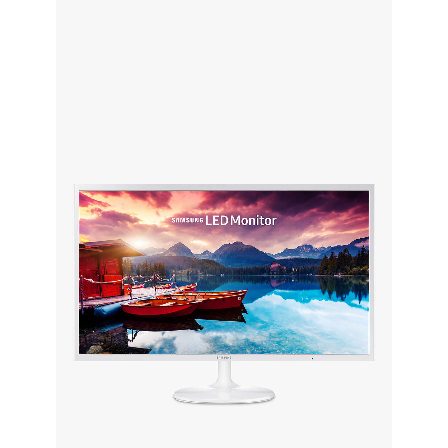 "BuySamsung S32F351FUU LED Full HD Monitor, 32"" Online at johnlewis.com"