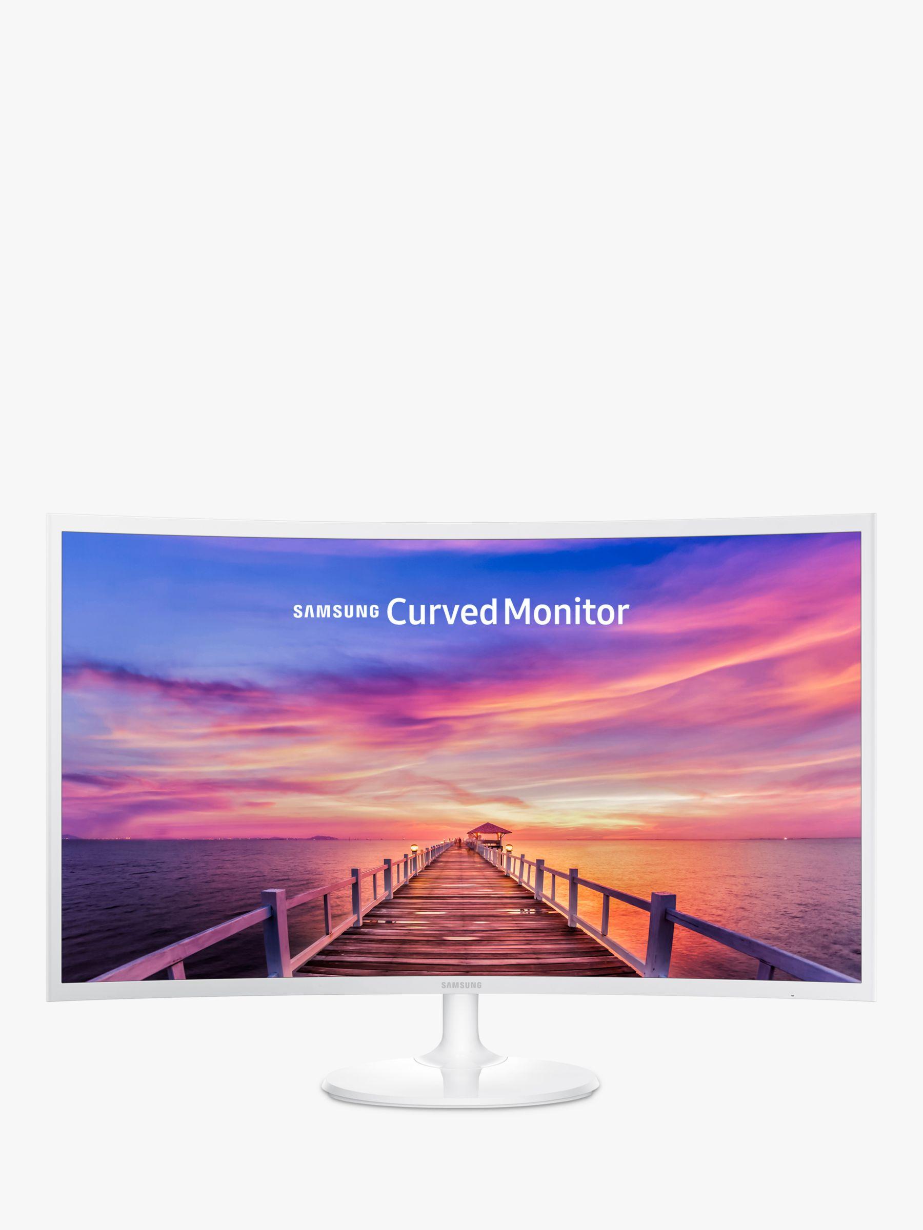 6fe42a55625 Samsung C32F391FWU Curved Full HD Monitor