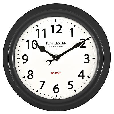 Acctim Shelton Dusk Wall Clock, Dia.21.5cm