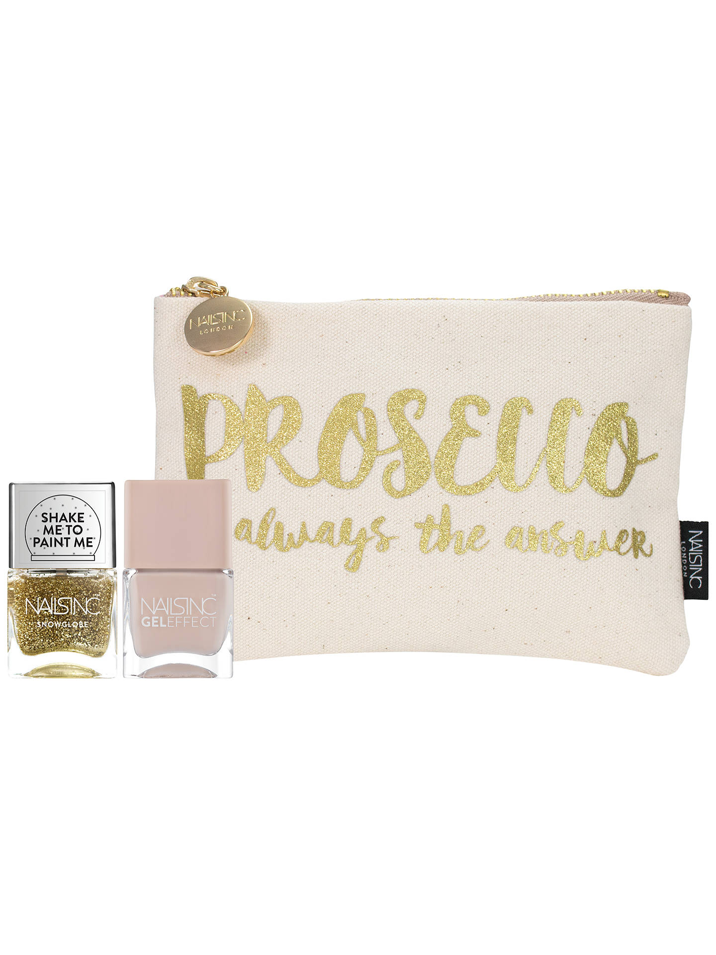 Buy Nails Inc Prosecco Is Always The Answer Gift Set Online at johnlewis.com