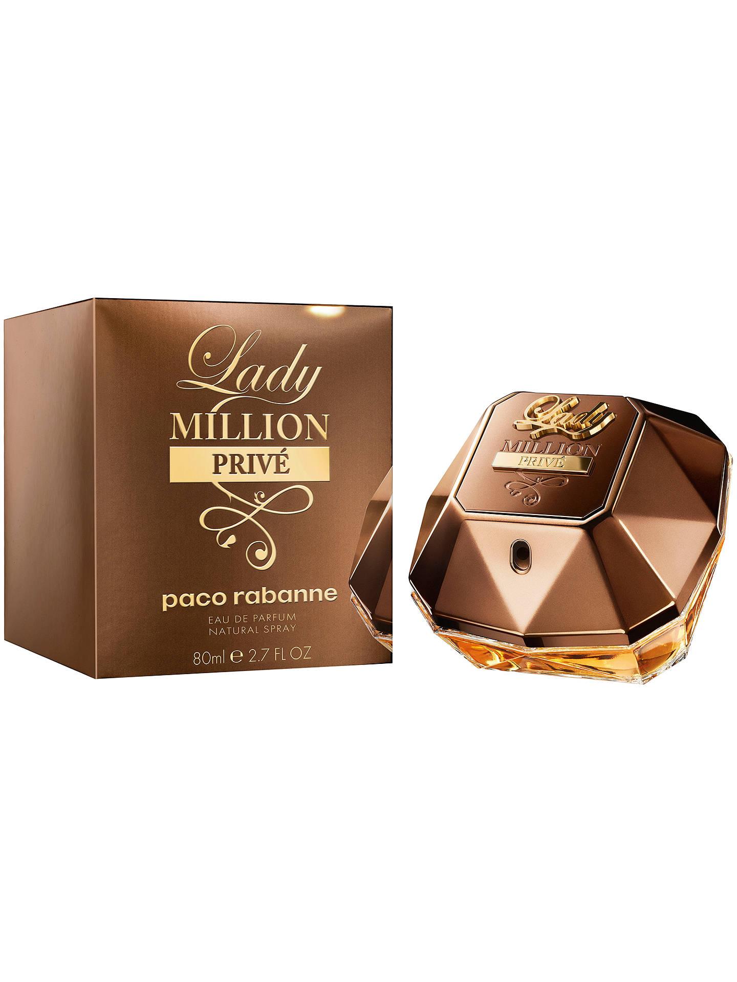 Paco Rabanne Lady Million Privé Eau De Parfum At John Lewis Partners