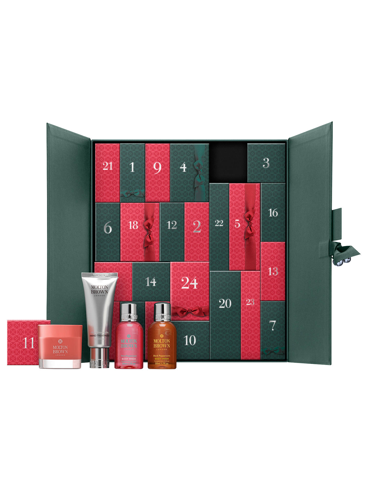 Buy Molton Brown Scented Luxuries Beauty Advent Calendar Online at johnlewis.com